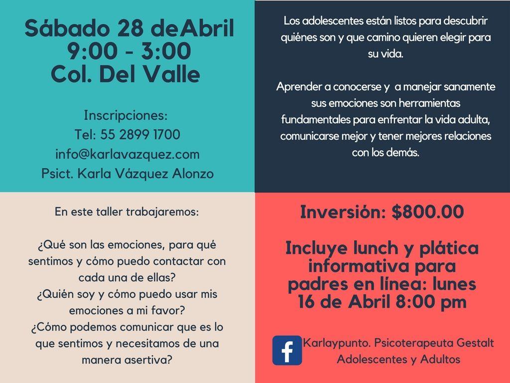 Atrévete a ser tú mismo-taller-utoestima-adolescentesciudad-de-mexico-df-colonia-del- valle-narvarte-df-cdmx-benito-juarez-3
